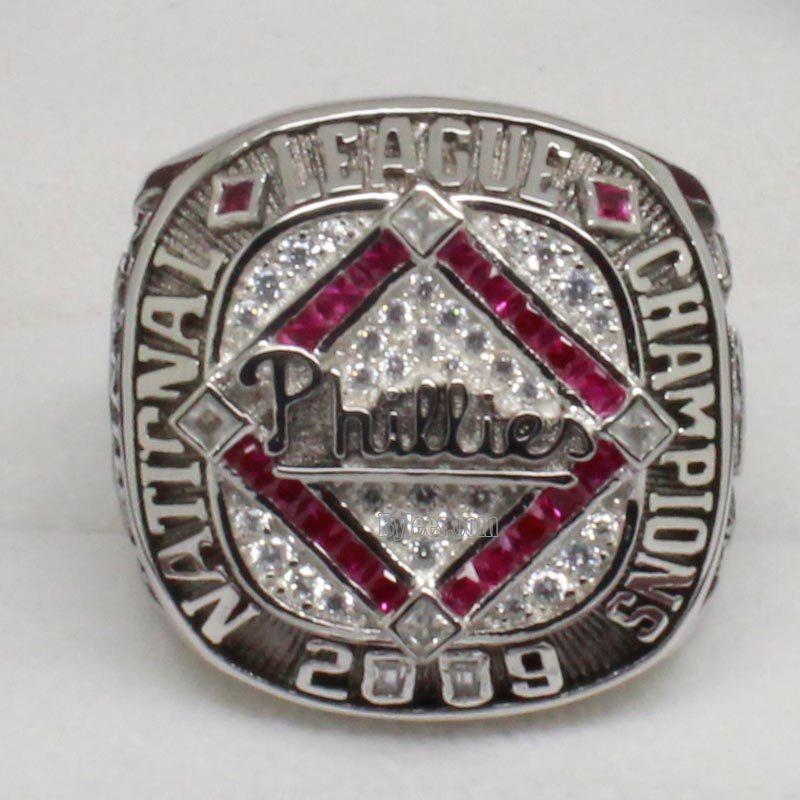 Philadelphia Phillies Championship Ring (2009 AL Champions)