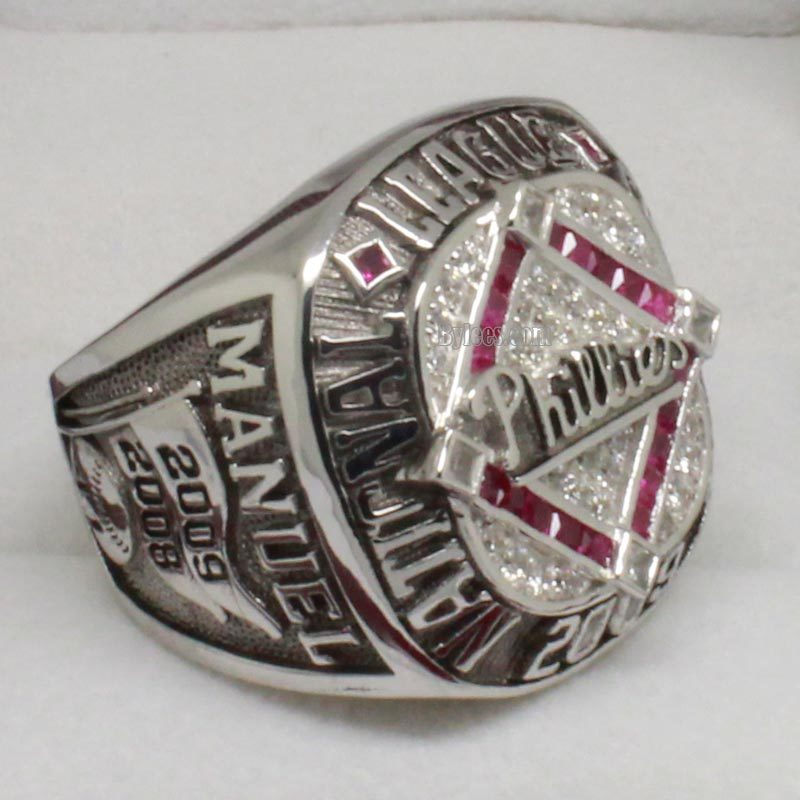 phillies championship ring (2009 AL Champions)