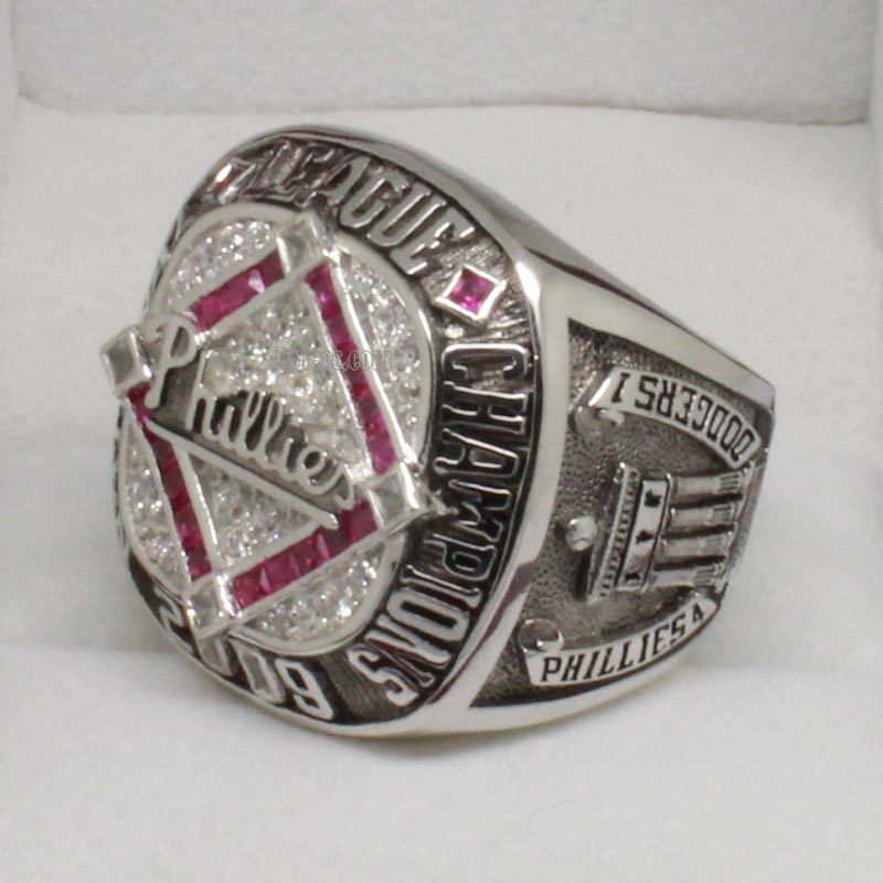 Phillies Ring (2009 AL Champions)