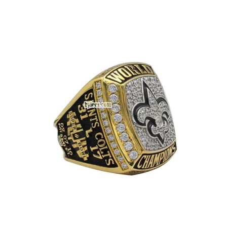 2009 super bowl ring
