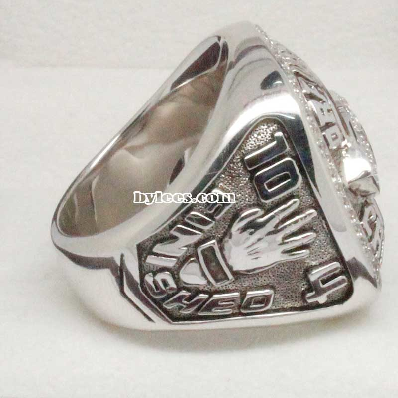 Virginia Tech 2009 Football Championship Ring