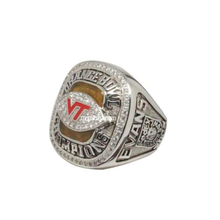 2009 Virginia Tech Orange Bowl Championship Ring