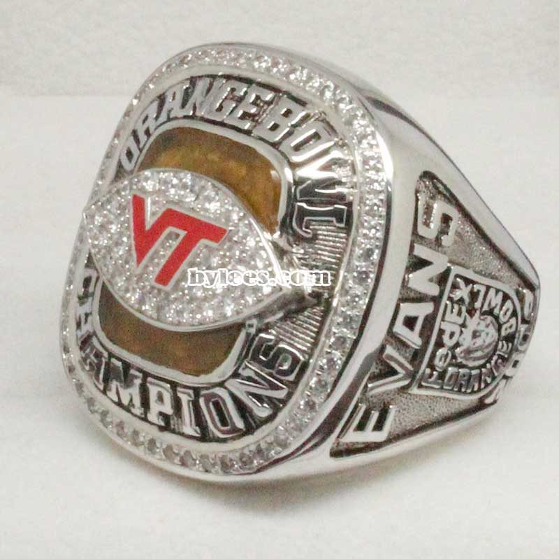 2009 Virginia Tech Championship Ring
