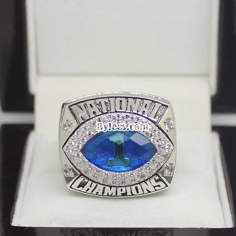 2010 Auburn BCS National Championship Ring