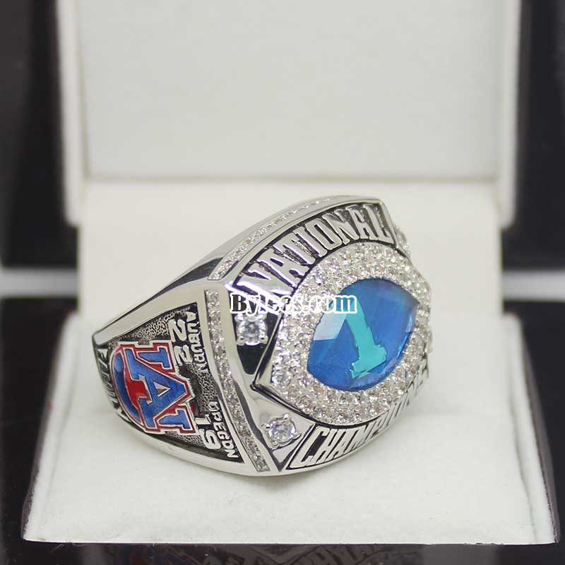 Auburn 2010 BCS National Championship Ring