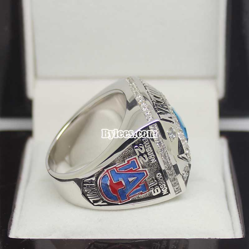 2010 UA BCS National Championship Ring