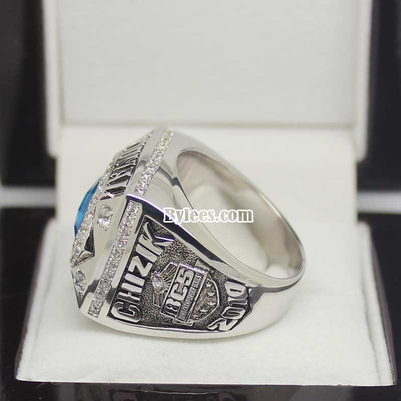 2010 BCS National Championship Ring