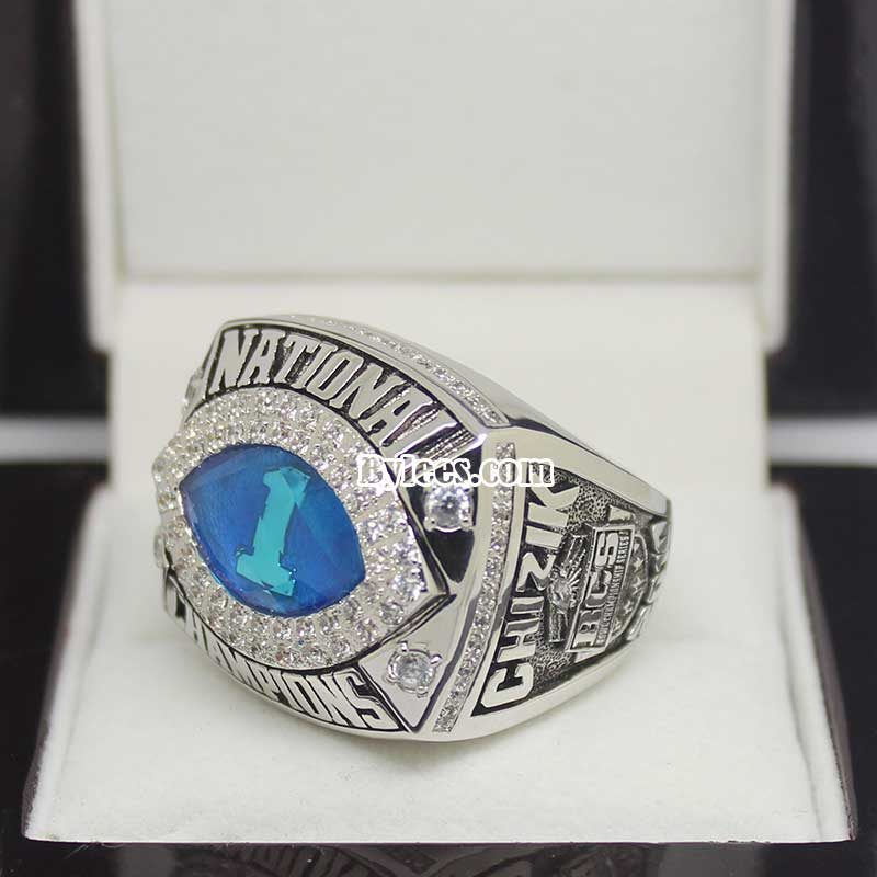 2010 Auburn Tigers BCS National Championship Ring