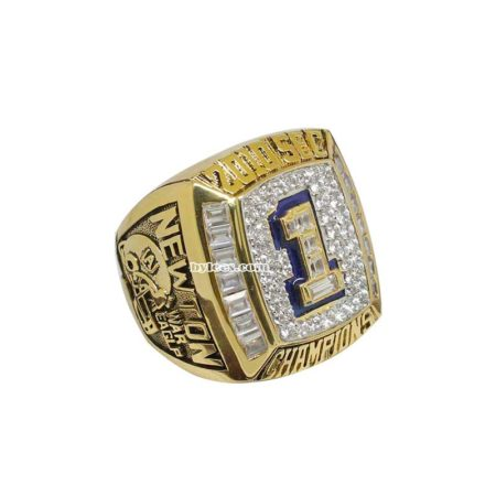 2010 UA SEC Championship Ring