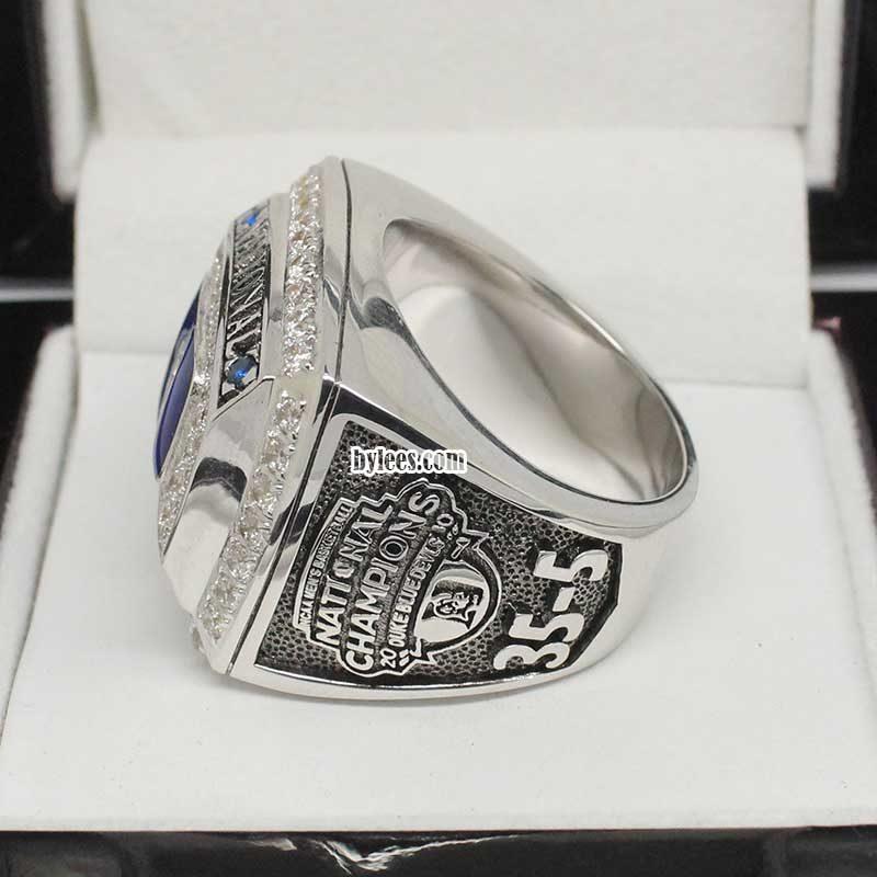 2010 NCAA Baksetball Nationa Championship Ring