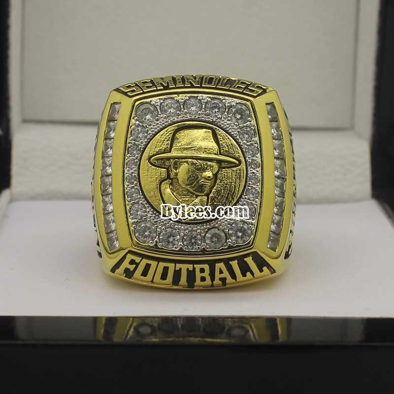 Florida State 2010 Gator Bowl Championship Ring