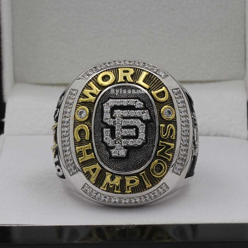 2010 giants world series ring