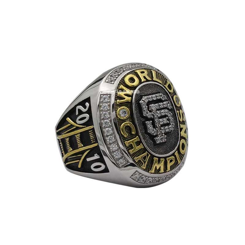 2010 sf giants world series ring