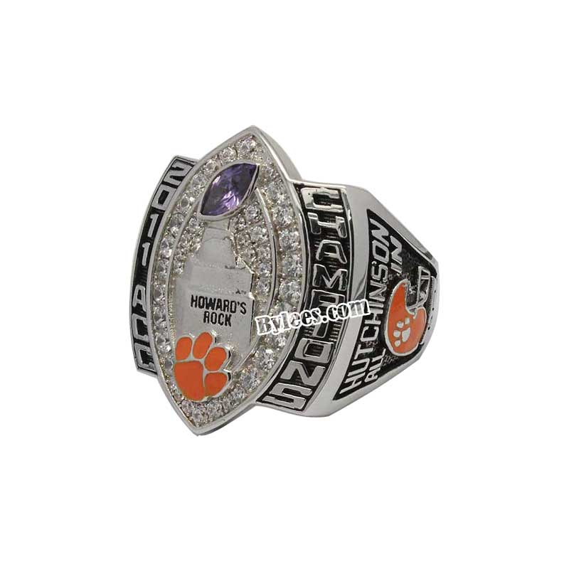 grande products national tigers replica clemson ncaa championship set ring rings