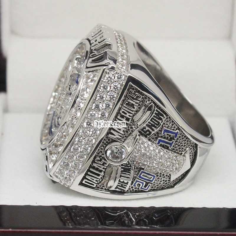 2011 Dallas Mavericks Nba Championship Ring Best