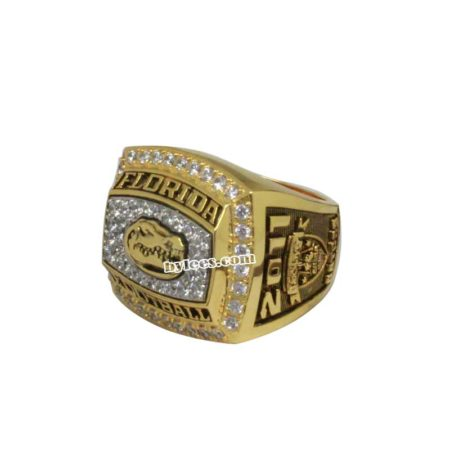 2011 Gators Gator Bowl Championship Ring