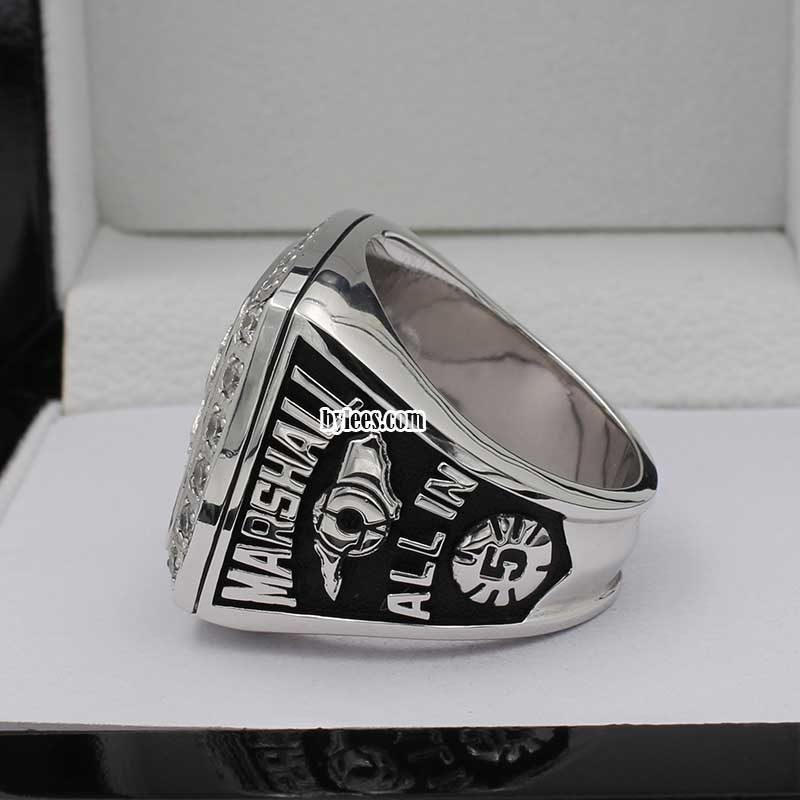 North Carolina 2011 ACC Basketball Championship Ring