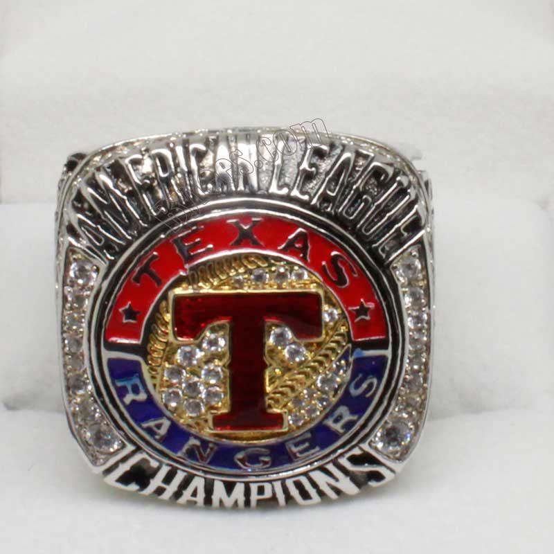 2011 texas rangers championship ring
