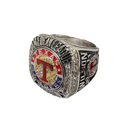 2011 Texas Rangers American League Championship Ring