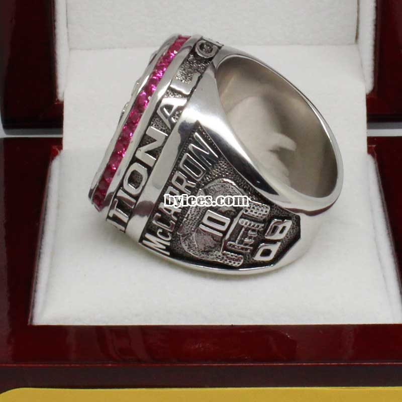 Alabama 2012 National Championship Ring