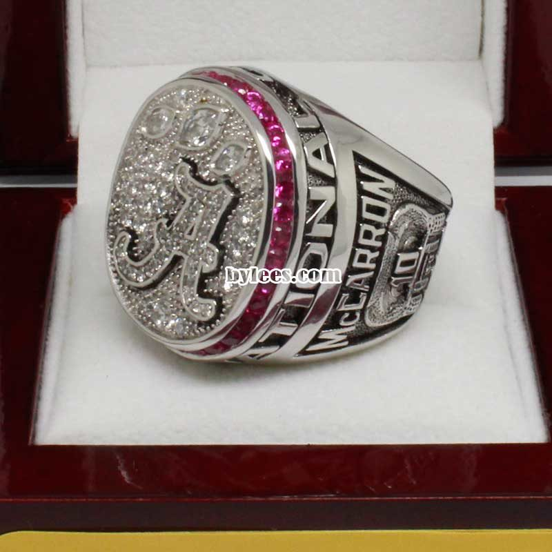 2014 Alabama National Championship Ring