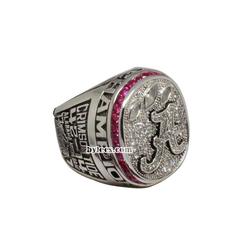 2012 NCAA Football National Championship Ring