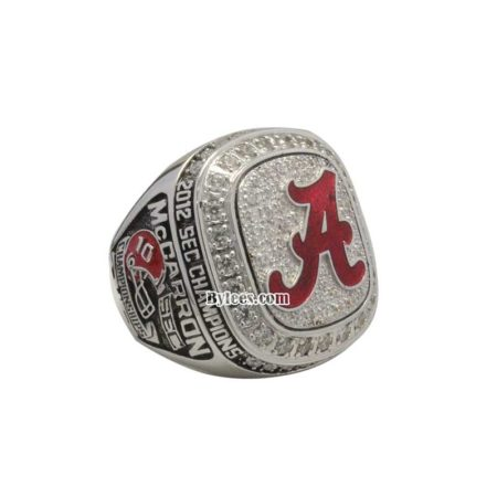 2012 Crimson Tide SEC Championship Ring