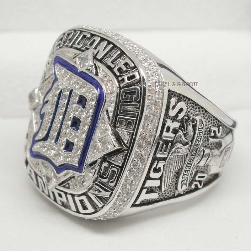 2012 Detroit Tigers AL Championship Ring