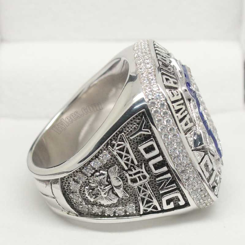 2012 Detroit Tigers Ring