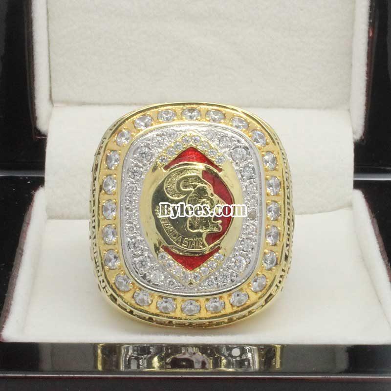 2012 Florida State ACC Championship Ring