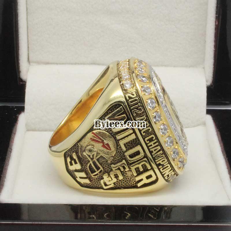 2012 FSU Seminoles ACC Championship Ring