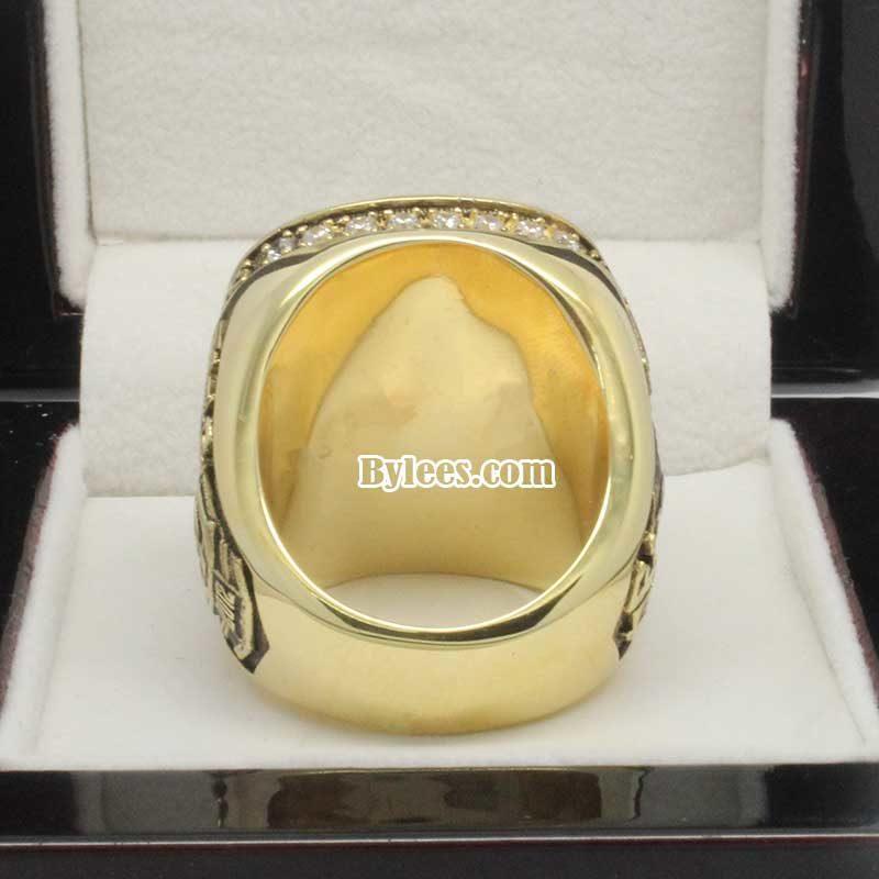 FSU 2012 ACC Championship Ring