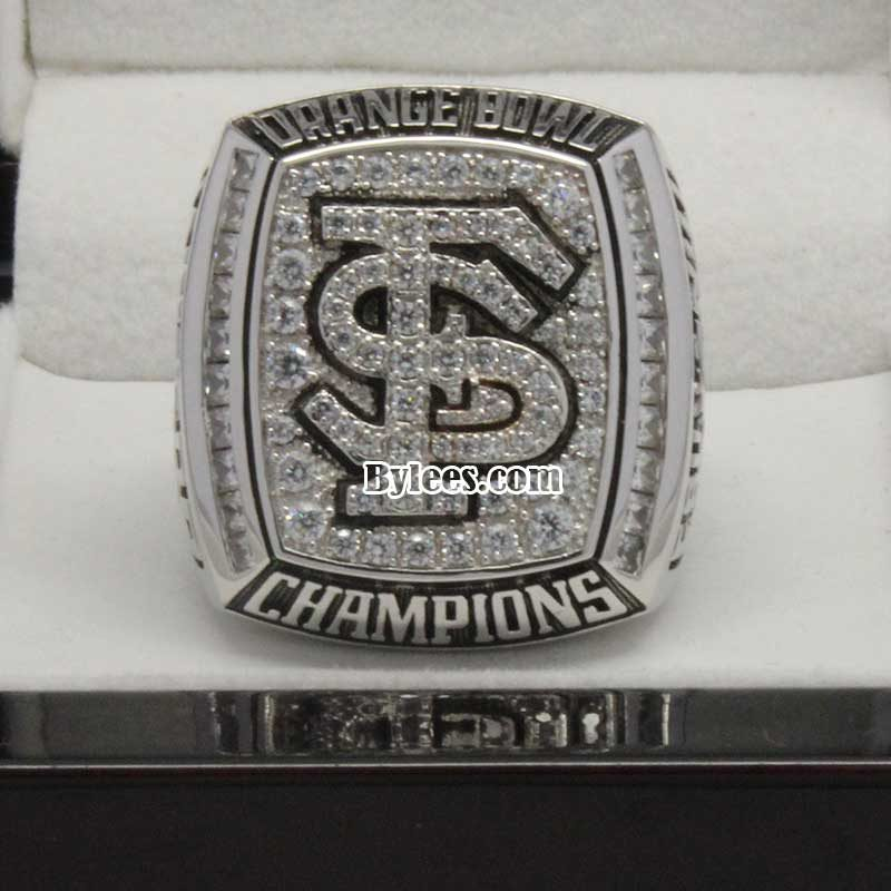 2013 Florida State Seminoles Orange Bowl Championship Ring