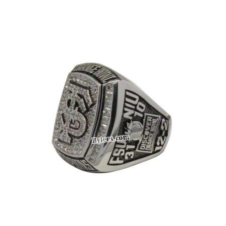 2013 FSU Orange Bowl Championship Ring