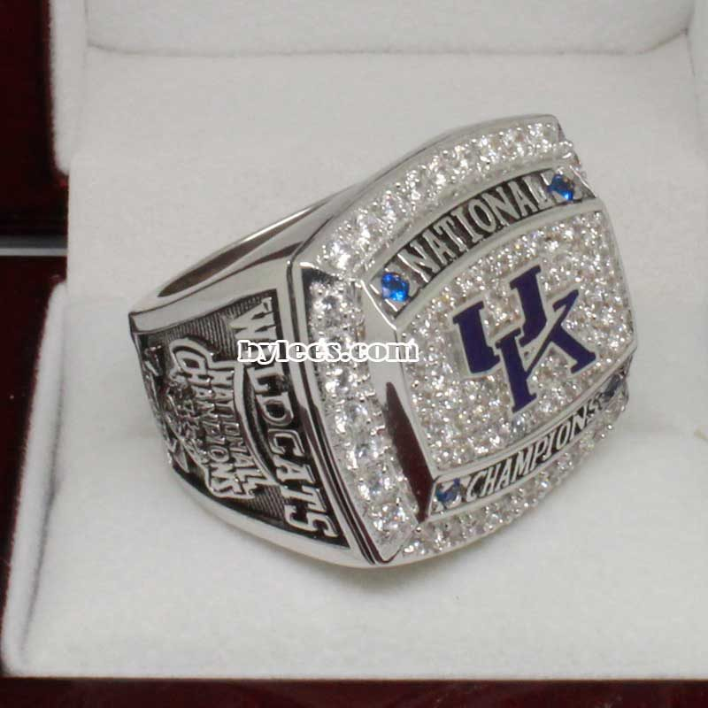 2012 NCAA Baseketball National Championship Ring