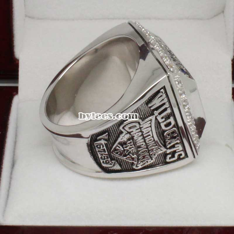 2012 Kentucky Wildcats Basketball Championship Ring