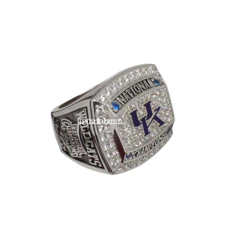 Kentucky 2012 Basketball National Championship Ring