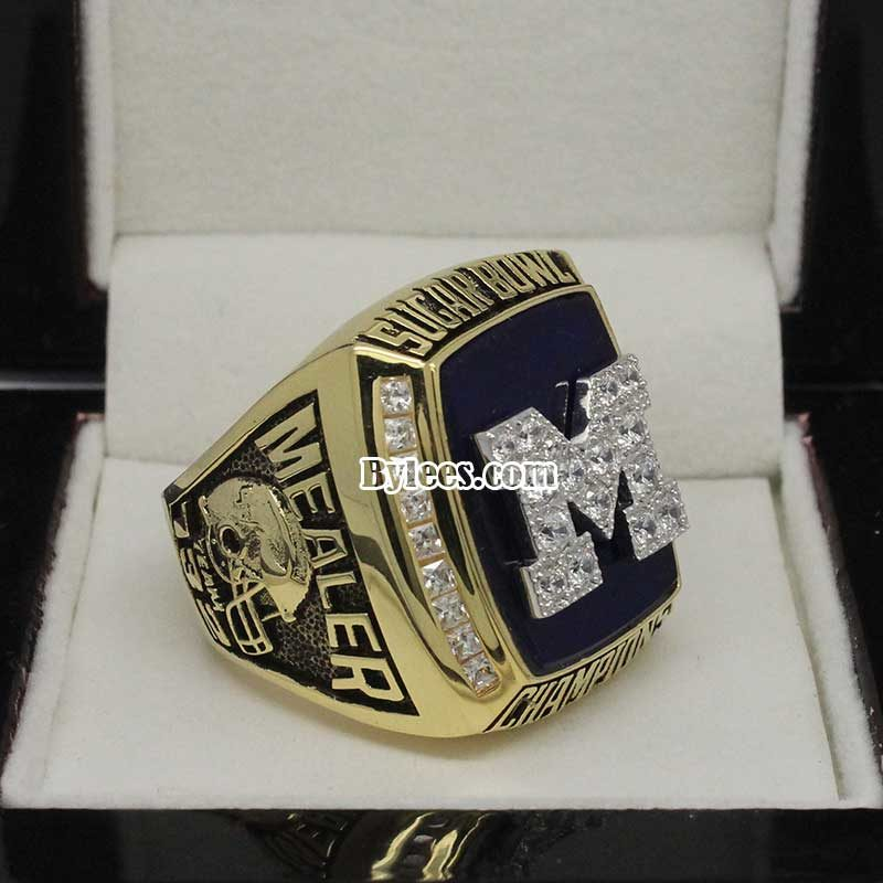 2012 Sugar Bowl Championship Ring