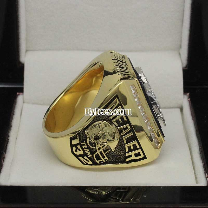 2012 University of Michigan Super Bowl Championship Ring