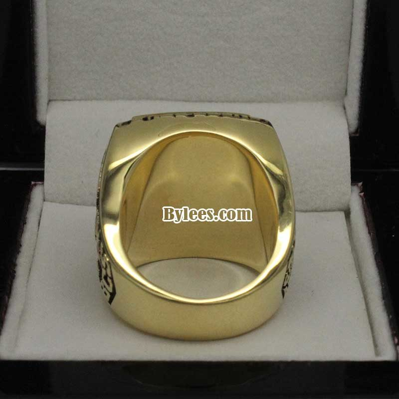 Michigan Wolverines Championship Ring 2012