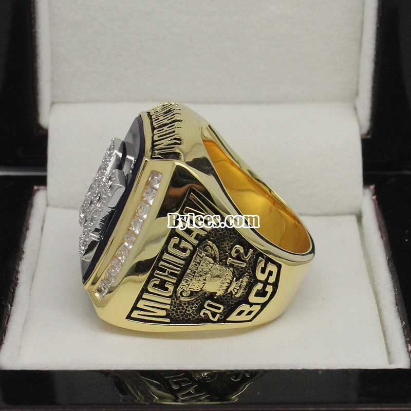 Michigan 2012 Sugar Bowl Championship Ring
