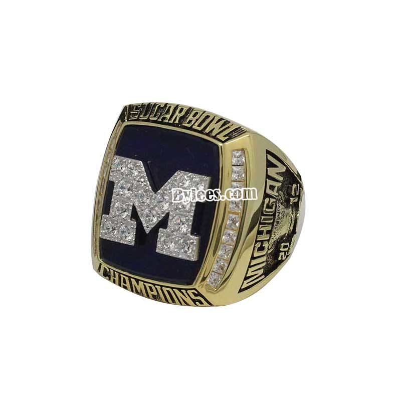 2012 Michigan Wolverines Championship Ring