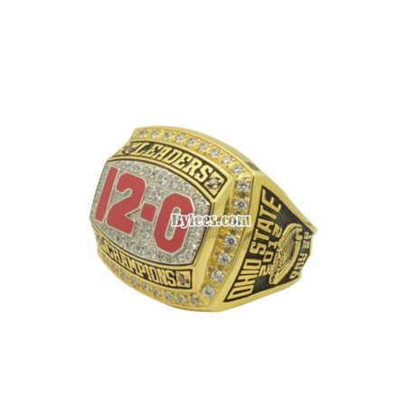 Ohio State Big Ten Championship Ring 2012