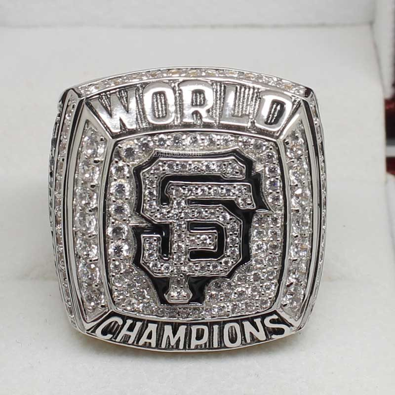 2012 world series ring