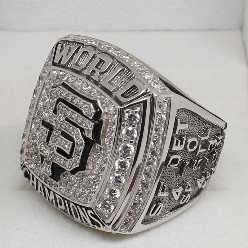 2012 giants championship ring