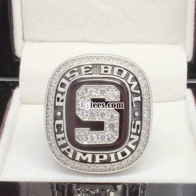 2013 Stanford Cardinal Rose Bowl Championship Ring