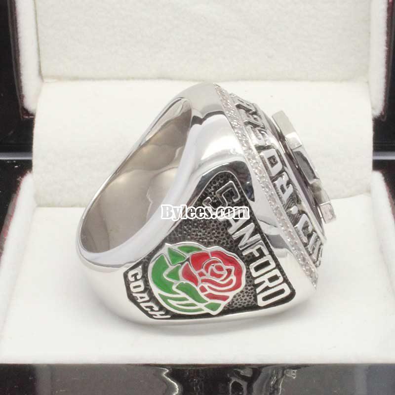 stanford 2013 rose bowl Championship ring
