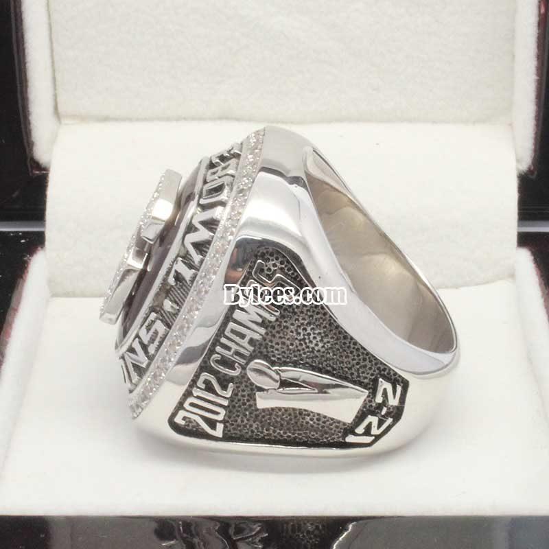 Stanford Cardinal 2013 Championship Ring