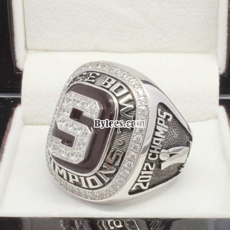 2013 Rose Bowl Ring