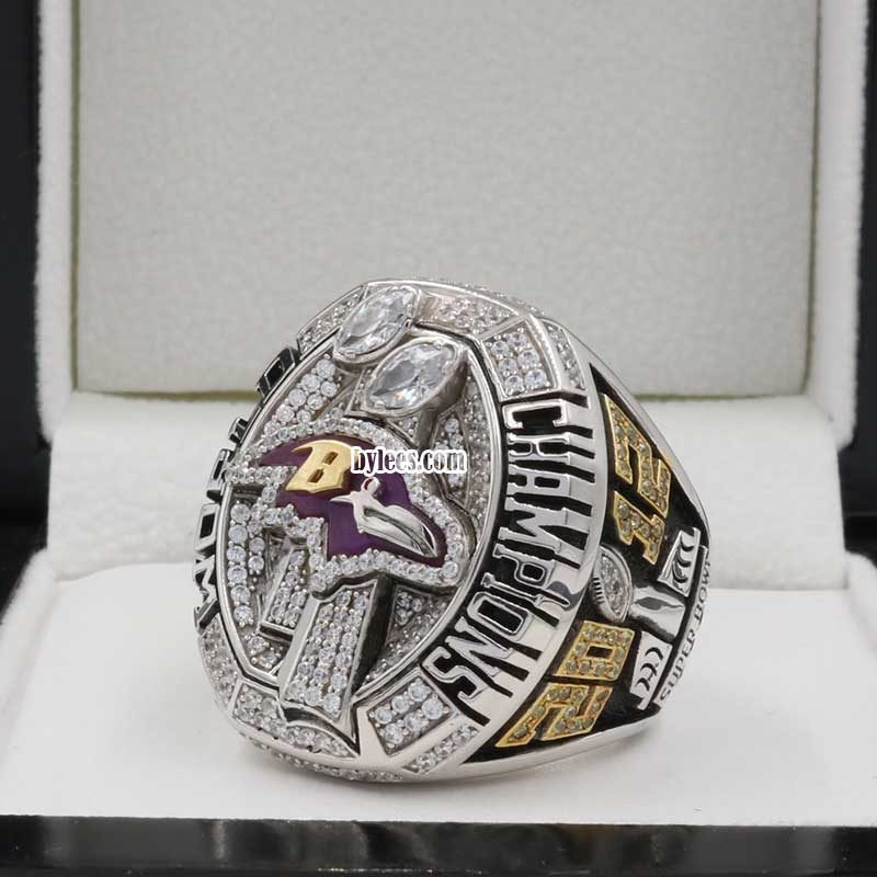 super bowl xlvii ring